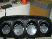 1970 Ford Mustang Dash Cluster Standard Gages