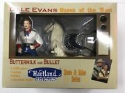 Hartland Horses Dale Evans With Buttermilk And Bullet Model802