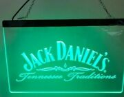 Jack Daniels Led Neon Sign For Gameroom And Bar
