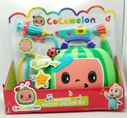 New Cocomelon Musical Doctor Check Up Case Set Toy Hard 2 Find