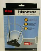 Rca Vhf/uhf/fm Stereo Indoor Antenna Ant115 Open Box Lot Of 32