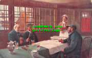 R507065 Walker Art Gallery. A Nautical Argument. Photochrom. Gallery Reproductio