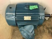 Reliance Electric 50 Hp Ac Motor 460v 60hz Cont. Duty 1770 Rpm