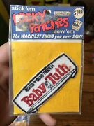 1973 Kooky Patches Baby Tuth In Unopened Pack A Wacky Packages Spin Off