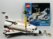 Lego Space Shuttle 3367 - 95 Complete Set W/minifigure And Instructions