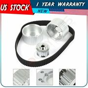Drive Pulley Kit For Small Block Chevy Short Water Pump 327 350 383