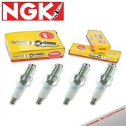 4 X Spark Plugs Made In Japan Ngk Racing 4894 R7434-10 4894 R743410 Tune Up Kit
