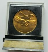 President Jefferson/peace And Friendship Medal