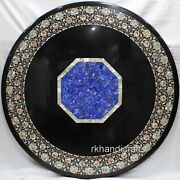 Vintage Crafts From India Living Room Table Top Marble Dining Room Table 42 Inch