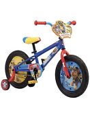 Paw Patrol Bike For Kids Rider Height 28-38 In A D23