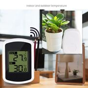 10xwireless Ambient Weather Thermometer Indoor And Outdoor Temperature Lcd