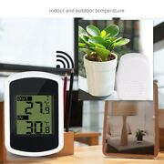 20xwireless Ambient Weather Thermometer Indoor And Outdoor Temperature Lcd