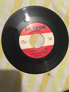 Ognir And The Nite People-i Found A New Love/all My Heart Samron-102 Hazleton