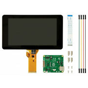 Kit Screen Touch Screen 10 Finger Display Monitor 7 For Raspberry Pi
