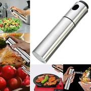 Olive Pump Spray Bottle Oil Sprayer Oiler Pot Bbq Barbecue Cooking Tool Pot