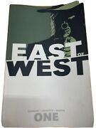 East Of West One Variant 2013 Image Comic Book