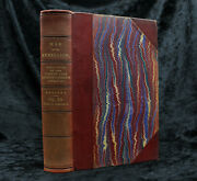 Antique Rare Old Book - The War Of The Rebellion 1885 Official Records Civil War