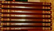 Time-life Books The Old West 7 Volumes, Cowboys/indians/soldiers,hardcover 1974