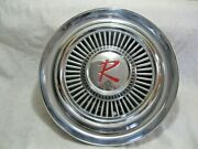 Vintage Collectible 1960and039s Rambler Full Size Wheel Cover/hubcap-amc-rebel-wagon
