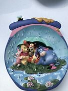 Collectible Decorative Plates. Winnie The Pooh. 1999