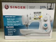 New Singer 3337 Simple 29-stitch Heavy Duty Home Sewing Machine - Ships Now