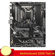 100 Tested For Msi Mag B460 Torpedo Motherboard Supports 10700 128gb Lga1200