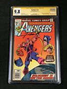 Avengers 172 Cgc Ss 9.8 1978 George Perez Classic Hawkeye Cover Ms Marvel