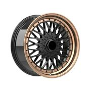 4 Wheels 18 Inch Bronze Rims Fits Ford Focus Electric 2013-2018