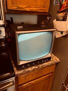 Setchell Carlson Video Monitor 6m901 Plugged In And Works Great Nice