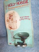 1976 Holly Hobbie Old Fashioned Diecast Metal Miniatures 8- Scale