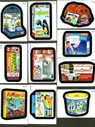2013 Wacky Packages All New Series 10 {ans10} As Seen On Tv Complete Set 10/10