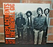 The Replacements - The Farewell Gig Import 2lp Black Vinyl Gatefold New+sealed