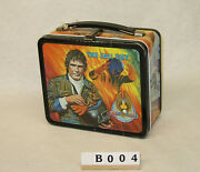 The Fall Guy Children's Vintage Metal Lunch Box 1981 Aladdin Tv Show Action