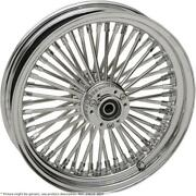 Wheel Assemblies Laced 50-spoke Front Chrome - Indian Abs Chieftain Chief Dar...