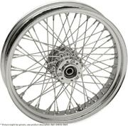 Wheel Ft 60sp 18x3.5 Ind - Indian Abs Chieftain Chief Dark Horse Classic - Dr...