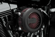 Air Intake Vo2 Rogue Black - Harley Davidson Abs Glide Road Classic Electra -...