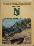 Walthers 50th Anniversary N And Z Scale Catalog And Reference Manual