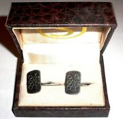 1948 Olympic Games London Vintage Old Collectible Cufflinks London 1948 + Extra