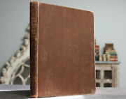 Rare Antique Old Book House Design Layouts + 1908 1st Edition Illustrated Scarce
