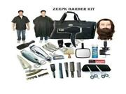 Complete Cosmetology Student Barber Kit For Hair Styling Barbering School 3