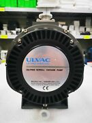 Ulvac Dis-251 Dis251 Dry Scroll Vacuum Pump Working With 3 Month Warranty