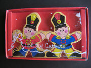 Mip Unused Holiday Cutouts Christmas 9-foot Paper Garland - Toy Soldiers