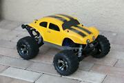 Custom Buggy Body Bumblebee For Traxxas Stampede 1/10 Truck Car Shell 110