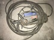 Griphoist T-20 Wire Rope 3300 Lb Capacity Cable Hoist Hand Winch Used Heavy Lift
