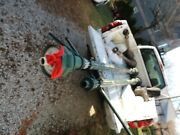 Vintage Antique From Little Nashville Opry Gas Pump Service Station Pole And Light