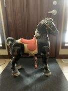 Vintage Mobo Bouncing Horse