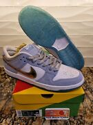 Ds Nike Dunk Sb Low Sean Cliver Holiday Special Size 13 In Hand Dc9936-100