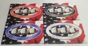 2002 State Quarter Collection Gold Platinum Denver And Philly 4 Mint Editions
