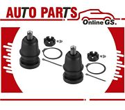 Front Left And Right Ball Joint Upper Set 2 Pcs For Toyota 4runner Sequoia 1996-07