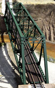 Central Valley Model Works Ho Scale 150and039 Punch Plate Girder Bridge Kit 1905